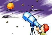 Scuola Primaria: giornata dell'astronomia