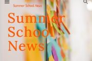 Secondaria: a scuola di giornalismo in estate