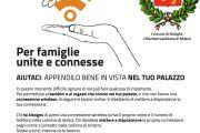 Comuni Noviglio e Casarile: iniziativa famiglie unite e connesse