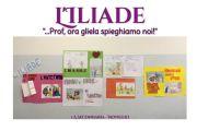 """Secondaria Noviglio 1A: """"Prof, ora l'Iliade gliela spieghiamo noi"""""""