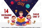Invio link per partecipazione all' Open Day